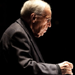 Pierre Boulez, excerpted form a photo by Astrid Ackermann