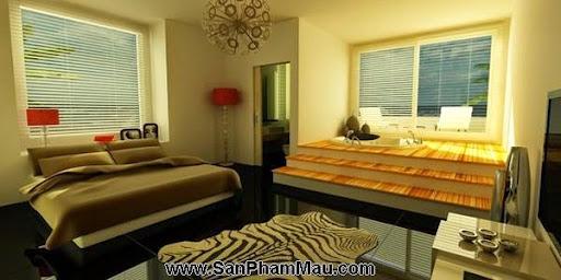 Các mẫu thiết kế nội thất phòng ngủ-3