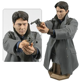 Torchwood Captain Jack Harkness Masterpiece Collection Bust