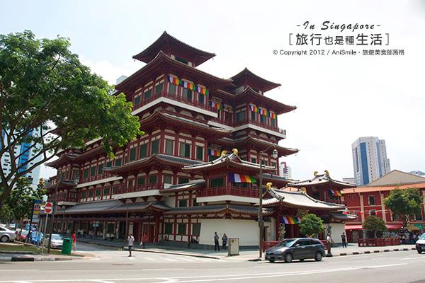 【走走新加坡】牛車水 文化宗教之旅