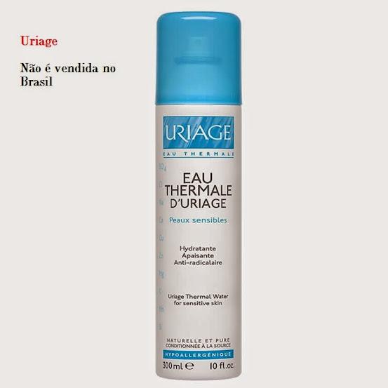 Tudo sobre água termal - Uriage