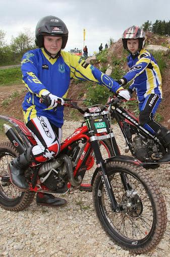 Markus und Jannik