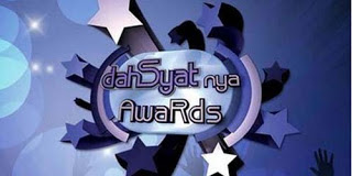 dahSyat-nya Awards 2015 RCTI [image by @ALiefNK]
