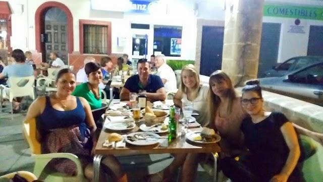 Restaurante San Javier La Carlota