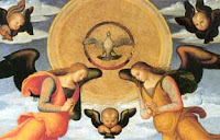 battesimo di cristo, perugino, dipinto