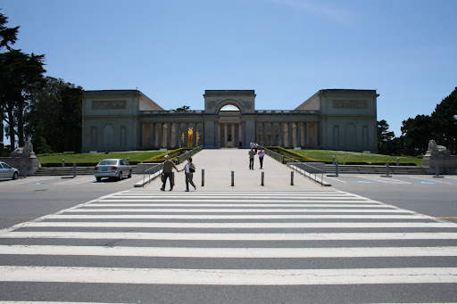4 lincoln park - legion of honor museum.JPG