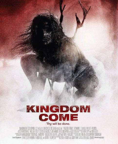 Poster Of English Movie Kingdom Come (2014) Free Download Full New Hollywood Movie Watch Online At alldownloads4u.com