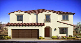 Woodside Homes Floor Plans the bridgeswoodside homes - gilbert az real estate