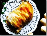 Baklawa aux pistaches - recettes indexée dans les Desserts