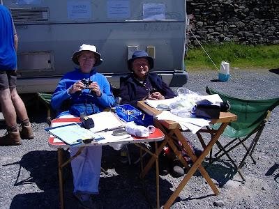 Pat Johnson & Ann Burrell