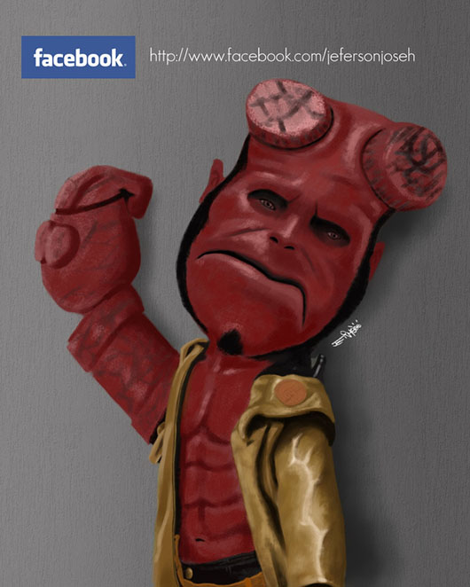 Hellboy, de Jefferson José
