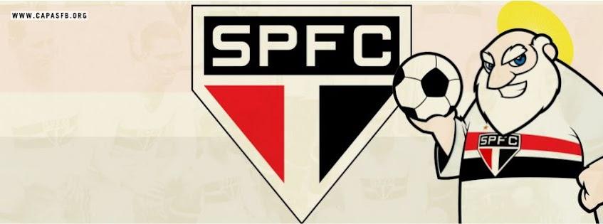Capas para Facebook São Paulo Futebol Clube