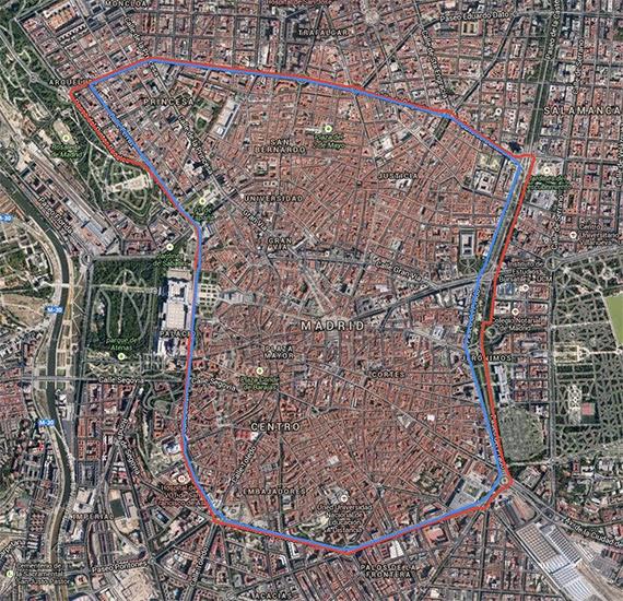 M-10. Pincha en el plano para verlo en Google Maps