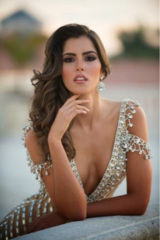 Miss universe 2014 give way to colombia s paulina vega dieppa