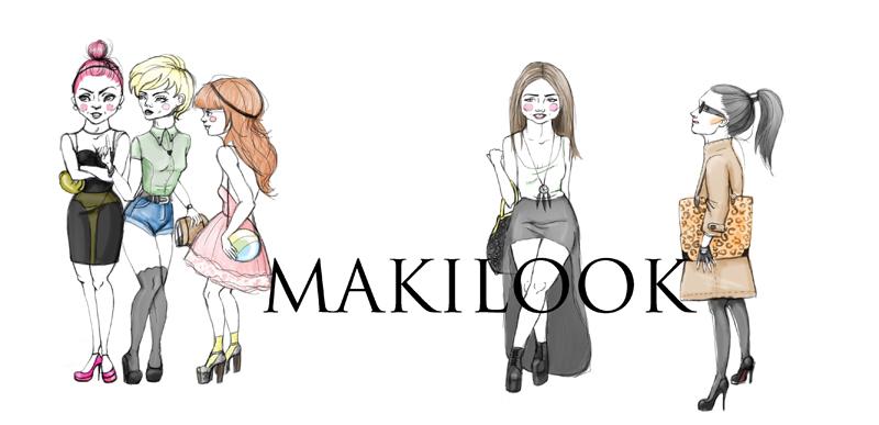 MAKILOOK - blog o modzie