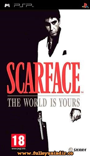 Scarface: Money. Power. Respect PSP