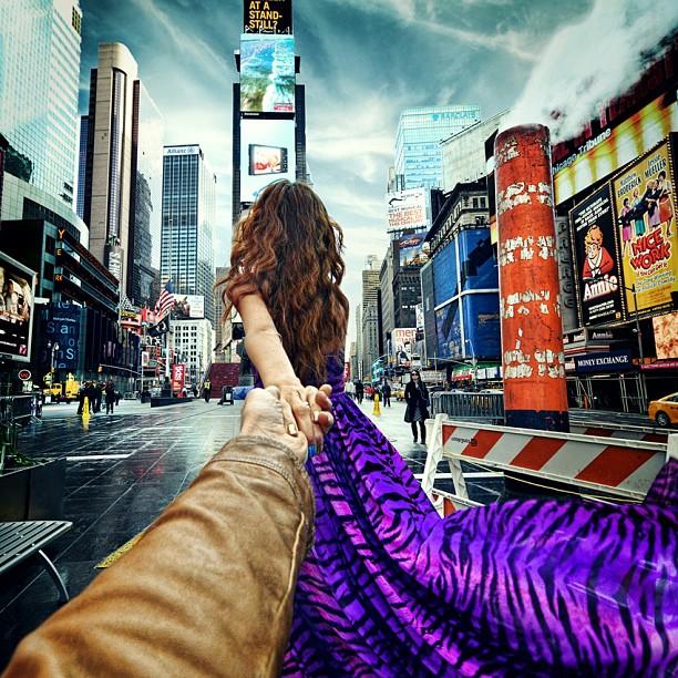 #執妳之手帶妳環遊全世界:以《Follow me》為主題拍出創意旅行照 6