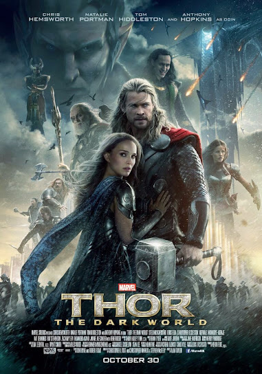 Thần Sấm 2: Thế Giới Bóng Tối - Thor 2: The Dark World