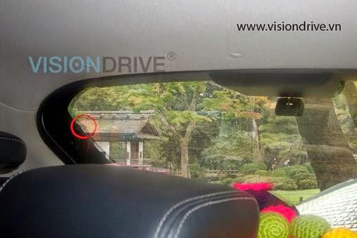 hướng dẫn lắp đặt camera hành trình trên ô tô9