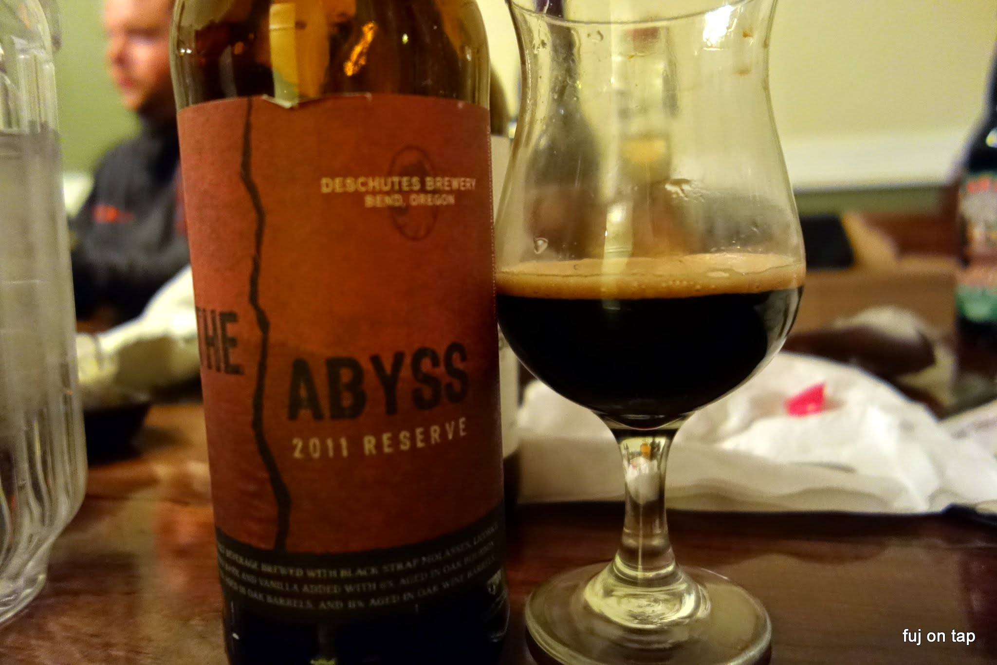 Deschutes 2011 The Abyss