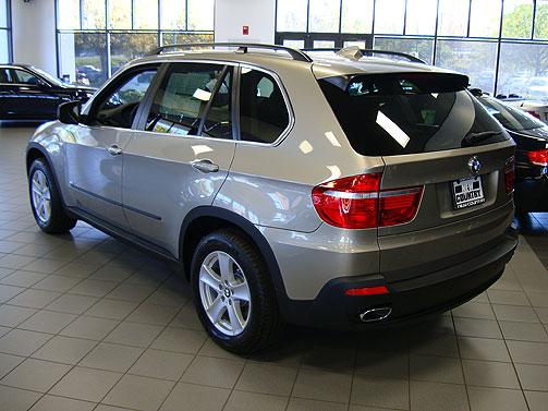 Bmw Automobiles Bmw X5 2008 Model