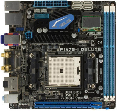Asus Motherboard AMD A75 F1A75-I Deluxe