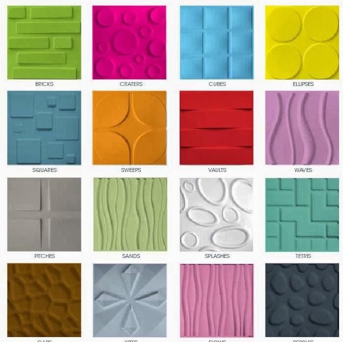 Favorito Decorazione da parete 3D wakllart | acquista pannelli da muro  JB99