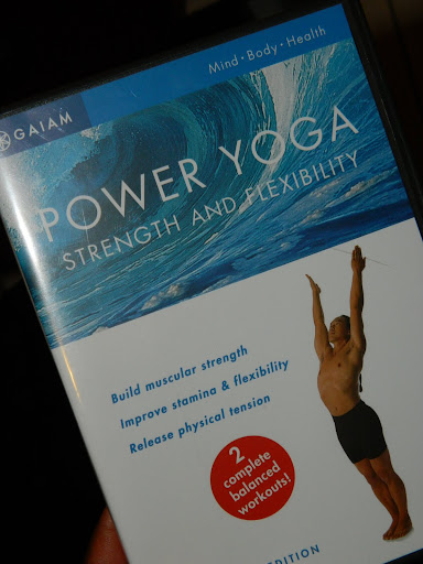 gaiam power yoga