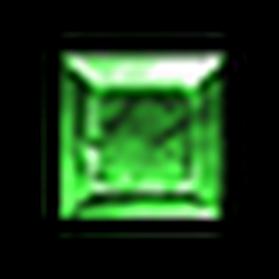 方正的綠寶石