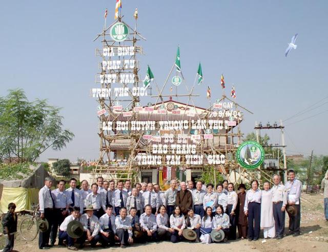 Quyết nghị Đại Hội GĐPTVN Trên Thế Giới kỳ I NK.2004-2008