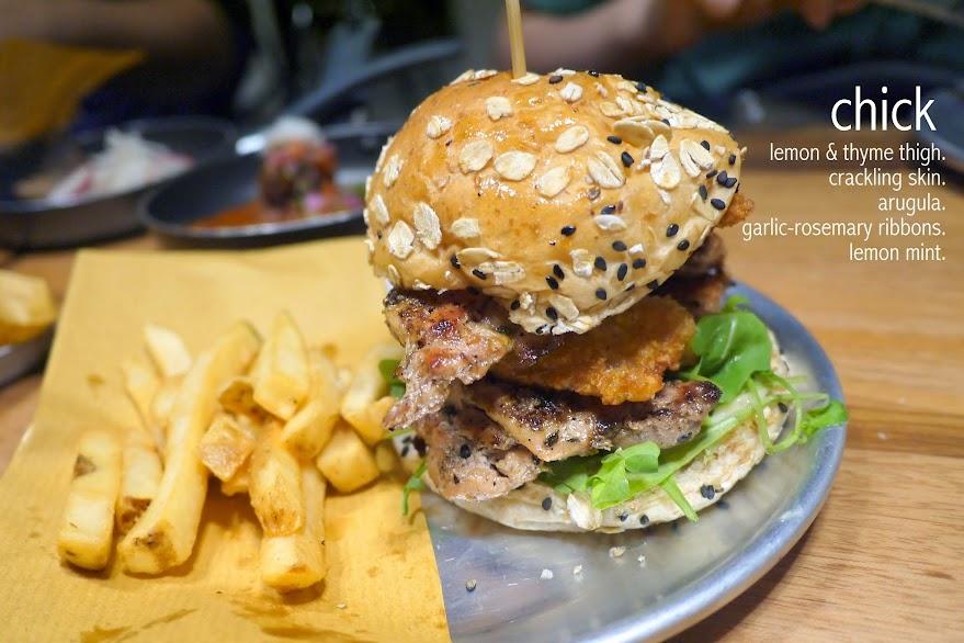 Buns. Burger Bar