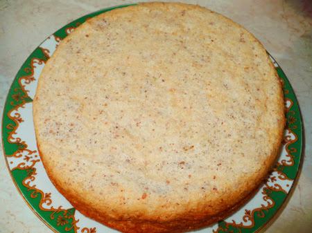 торт в мультиварке коржи