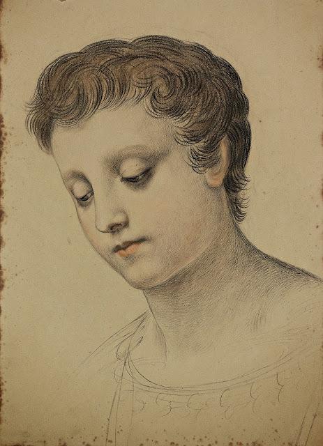 Marie Ellenrieder - Portrait eines jungen Mannes