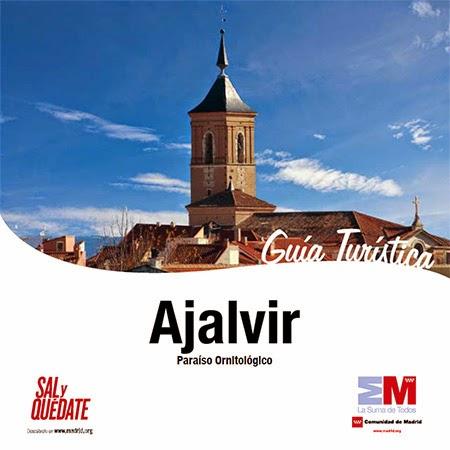 Ajalvir, paraiso ornitológico. Información turística