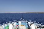 Ferry en Cirkewwa
