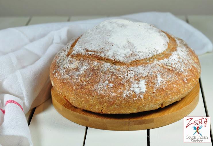 Multigrain Spelt and Rye Bread