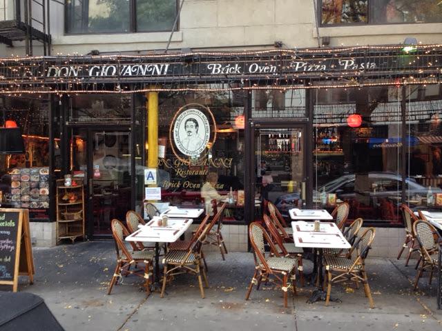 Day 20, 2013: Don Giovanni (Hellu0027s Kitchen, NYC)