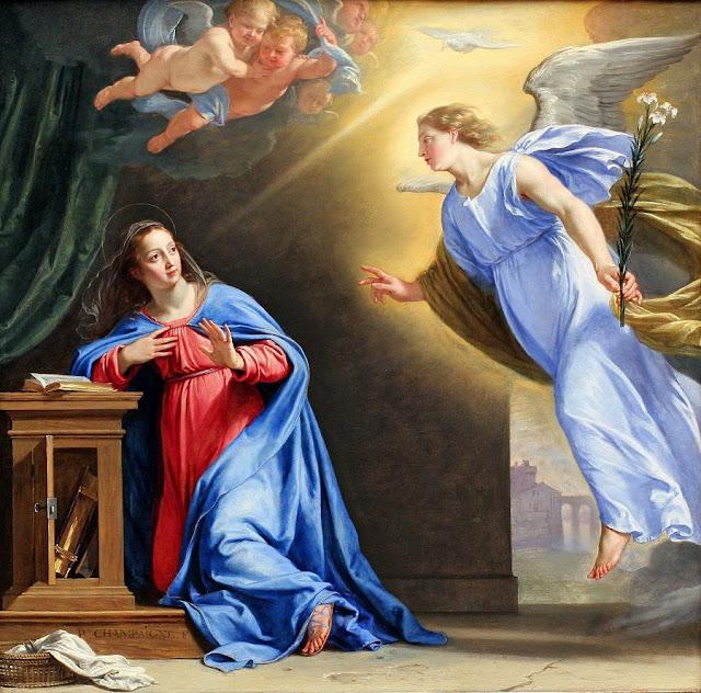 """Resultado de imagem para """"Missus est angelus Gabrihel"""""""