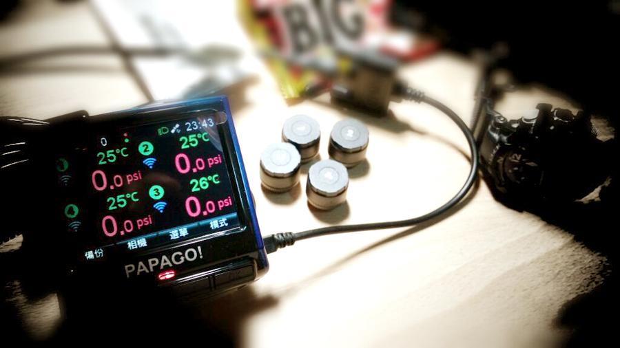 【試用紀錄】GoSafe TPMS-700_PAPAGO! P3_Part_3_憂鬱的文青