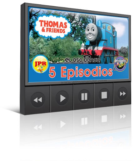 Thomas Y Sus Amigos  U2013 5 Episodios