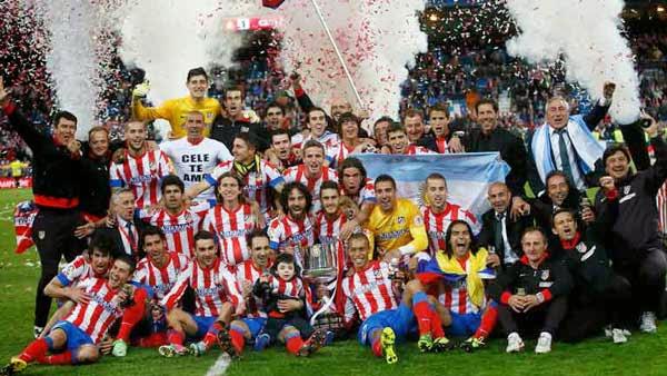 Copa del Rey, R. Madrid-Atlético