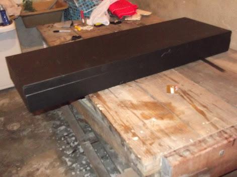 Construção de hard case para o Rickemachado DSCF0650