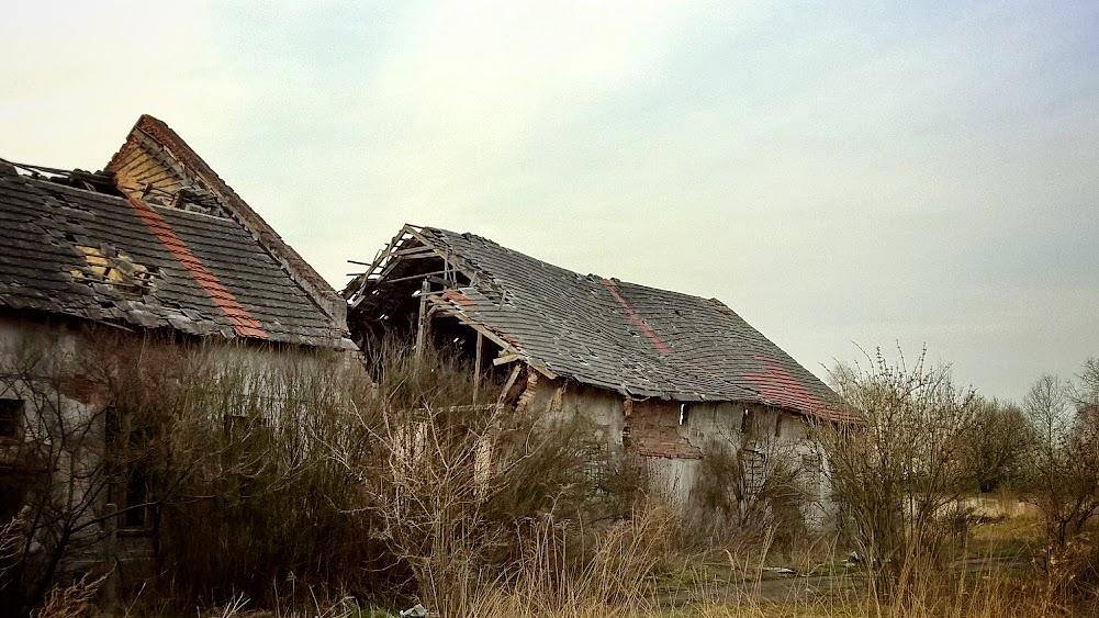 Rudy Biały Dwór Folwark Cysterski