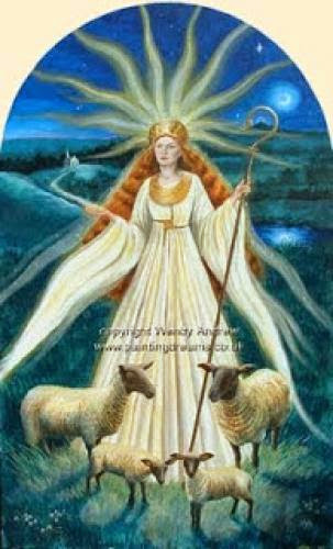 Brigids Sacred Day Of Fire Imbolc