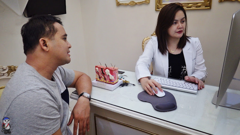 Consultation with Dr Kaycee Reyes
