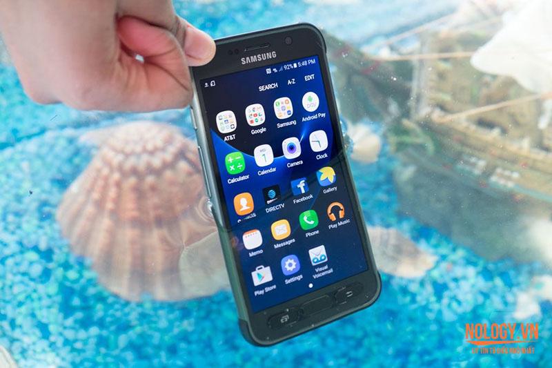 Samsung Galaxy S7 active nồi đồng cối đá đã có mặt tại Nology