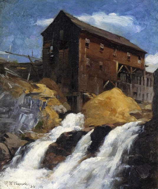 Robert Vonnoh - The Mill