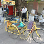 Point téléphone, Vieux Delhi