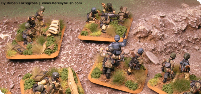 Fallschirmjhager flames of war