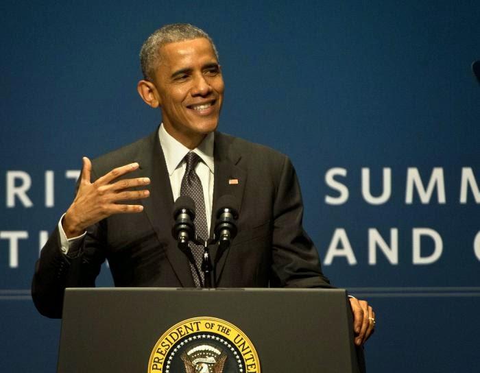 Obama: the